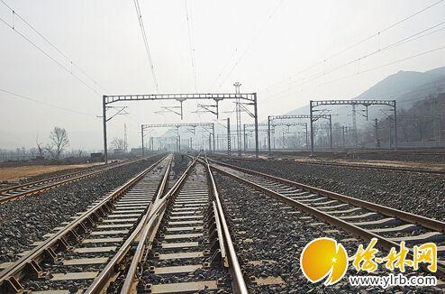 太中银铁路。 刘建坤 刘晓丽摄
