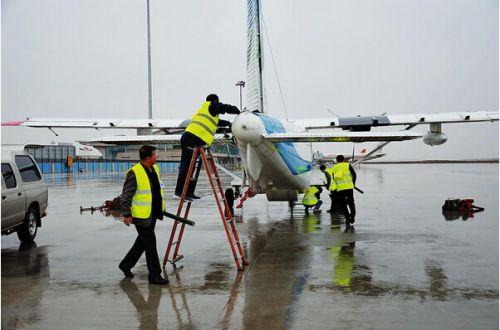 榆林到哈尔滨飞机