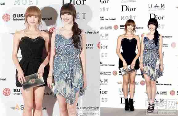 那些年女神们穿过的Dior