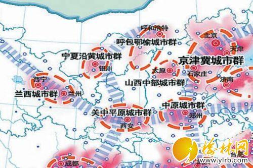 """榆林新闻 正文  《""""十三五""""规划纲要》指出:培育中西部地区城市群"""