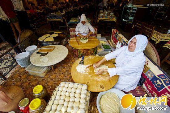 美食也是一道风景 感受土耳其魅力美食文化