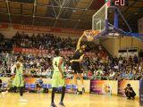 欧美职业篮球邀请赛在榆精彩上演