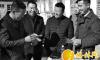 米脂县沙家店镇农民通过电商卖谷子