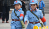神府革命纪念馆开展红色文化体验活动