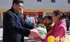 """榆林青年志愿者为134名留守儿童点亮""""微心愿"""""""