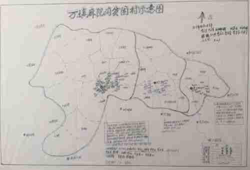 神木县麻院沟村第一书记刘喜宏的故事