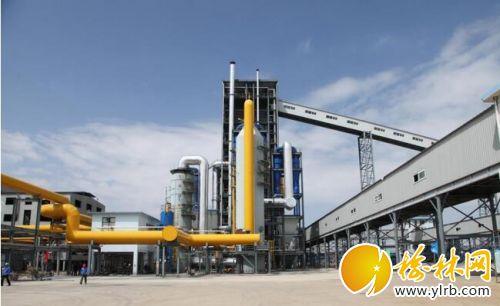 陕北矿业乾元能化公司:黑色煤炭蜕变绿色之美