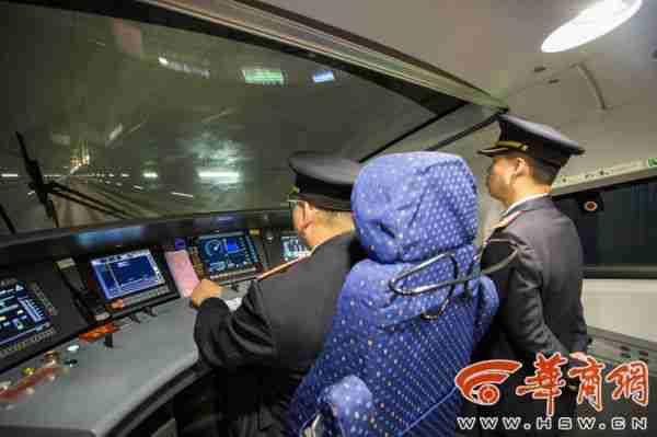 西成高铁上都有哪些硬科技?总设计师来告诉你