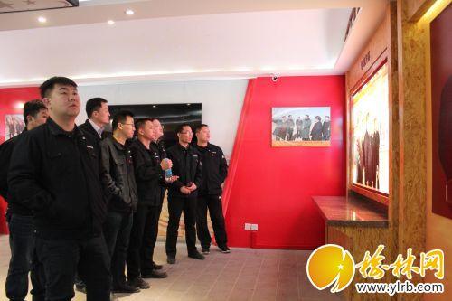 22梁家河村史馆了解梁家河的发展历程