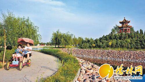 榆林沙地公园