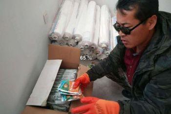 靖边援藏干部刘汉宇:让陕北农业种子在阿里发芽