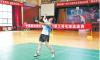 建行榆林分行举办职工羽毛球选拔赛
