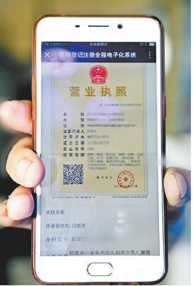 微信办证业务