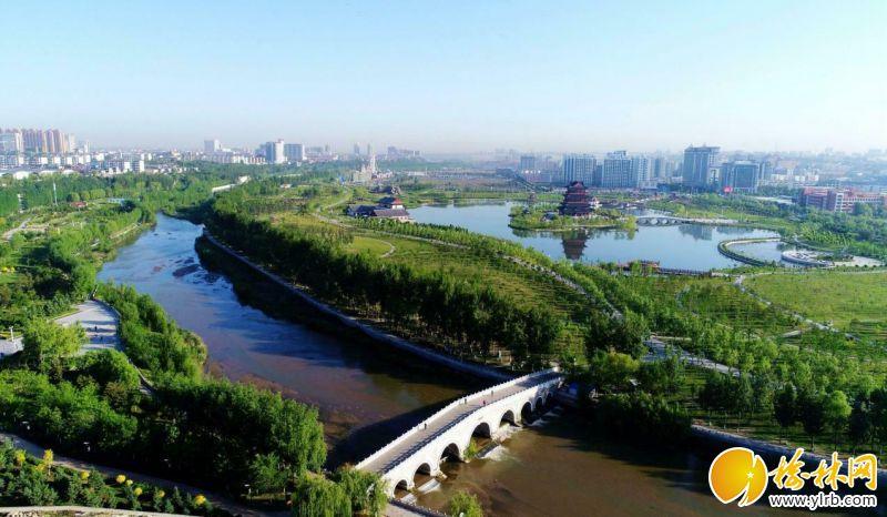 榆溪河生态长廊