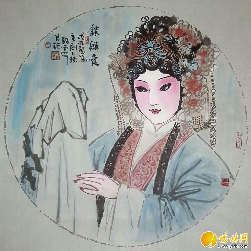 段玉罕书画作品 (4)