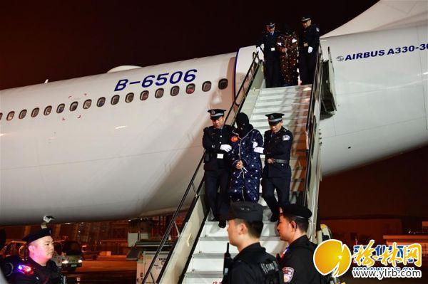 (法治)(2)191名电信网络诈骗犯罪嫌疑人从老挝被押解回国