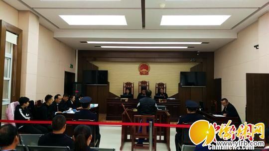 云南一盗伐林木车辆抗法拖行辅警400米司机获刑