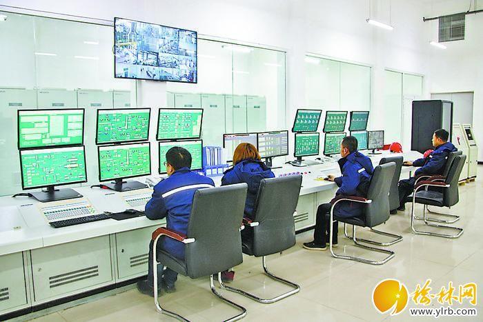东元化工生产实时监控系统 郝彦丰摄