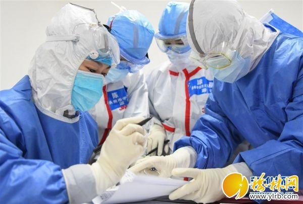 (聚焦疫情防控)(3)武汉首个以中医为主的方舱医院开始收治病人