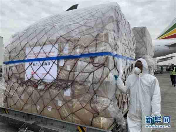 """(聚焦疫情防控·圖文互動)(7)風雨并肩 攜手戰""""疫""""——中國抗疫命運與共的生動實踐"""