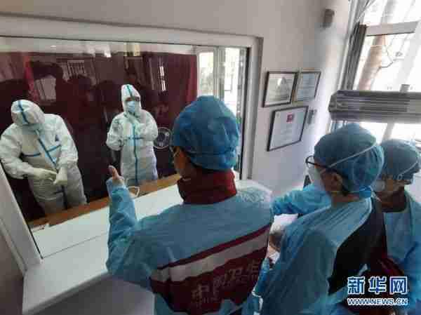 """(聚焦疫情防控·圖文互動)(2)風雨并肩 攜手戰""""疫""""——中國抗疫命運與共的生動實踐"""