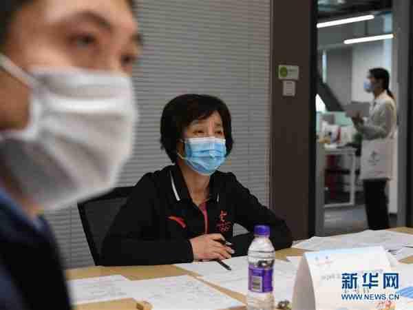 (體育)(2)北京冬奧組委進行線上校園招聘