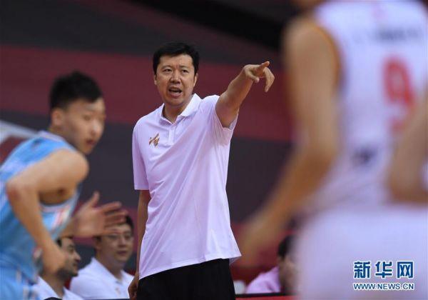 (体育)(3)篮球——CBA复赛第一阶段:八一南昌胜新疆伊力特