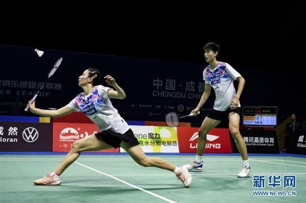 (体育)(12)羽毛球——羽超联赛:青岛仁洲夺冠
