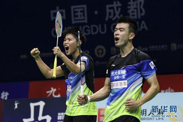 (体育)(4)羽毛球——羽超联赛:青岛仁洲夺冠