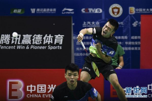 (体育)(8)羽毛球——羽超联赛:青岛仁洲夺冠