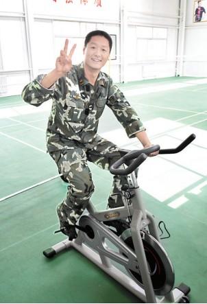 榆林:庆祝建军节向最可爱的人致敬